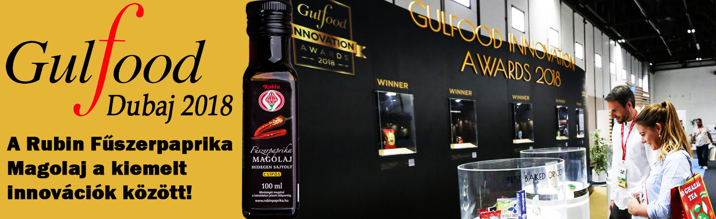 Gulfood innovacio