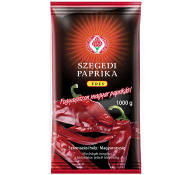 Szegedi Fűszerpaprika őrlemény édes 1000 g (gasztro)