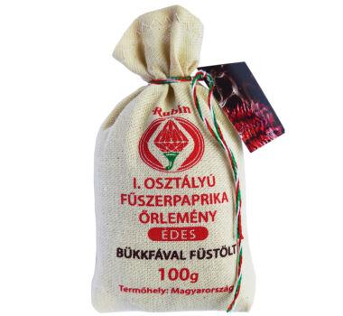 Füstölt fűszerpaprika őrlemény édes 100 g díszzsák