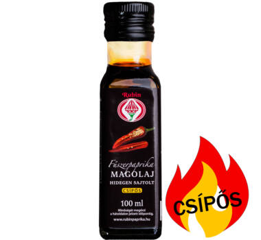 Fűszerpaprika Magolaj Csípős 100 ml (gasztro)