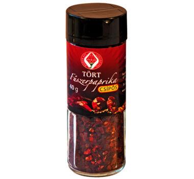 Tört fűszerpaprika Csípős 40 g (gasztro)