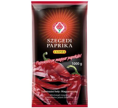 Szegedi Fűszerpaprika őrlemény csípős 1000 g (gasztro)