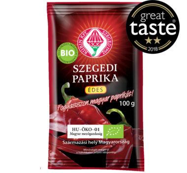 BIO Szegedi Fűszerpaprika őrlemény édes 100 g