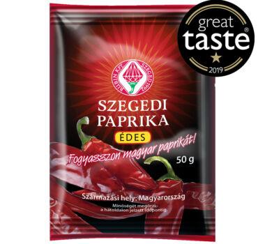 Szegedi Fűszerpaprika őrlemény édes 50 g