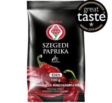 Szegedi Fűszerpaprika őrlemény édes 100 g