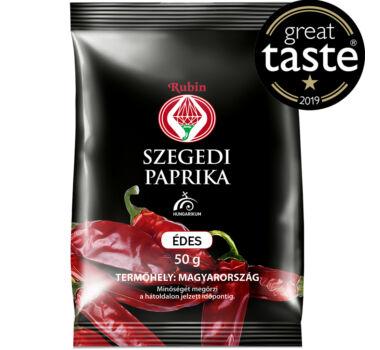 Szegedi Fűszerpaprika őrlemény édes 50g